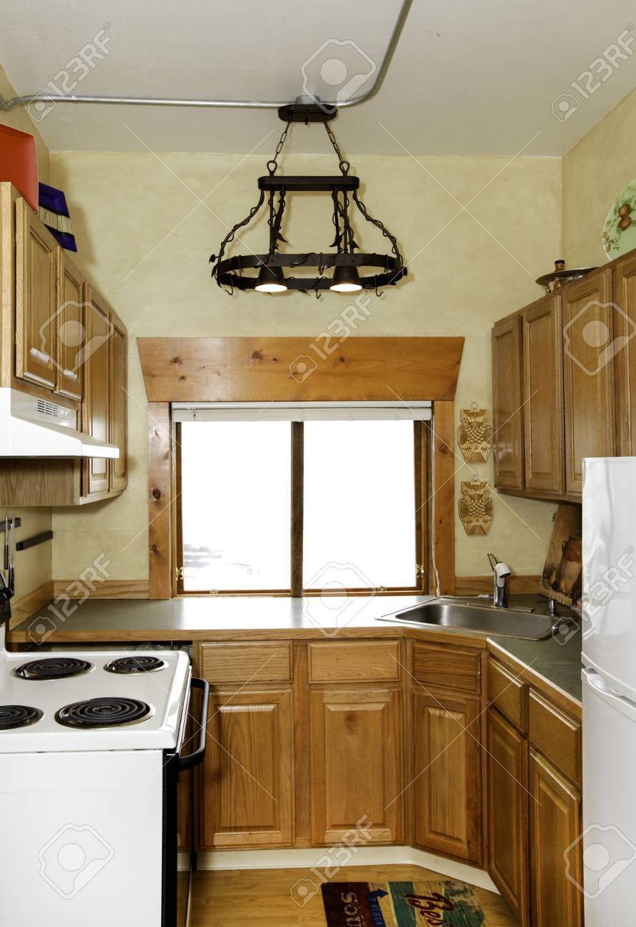 Small Simple Chandelier Small Simple Kitchen Room With Handicraft Iron Chandelier And
