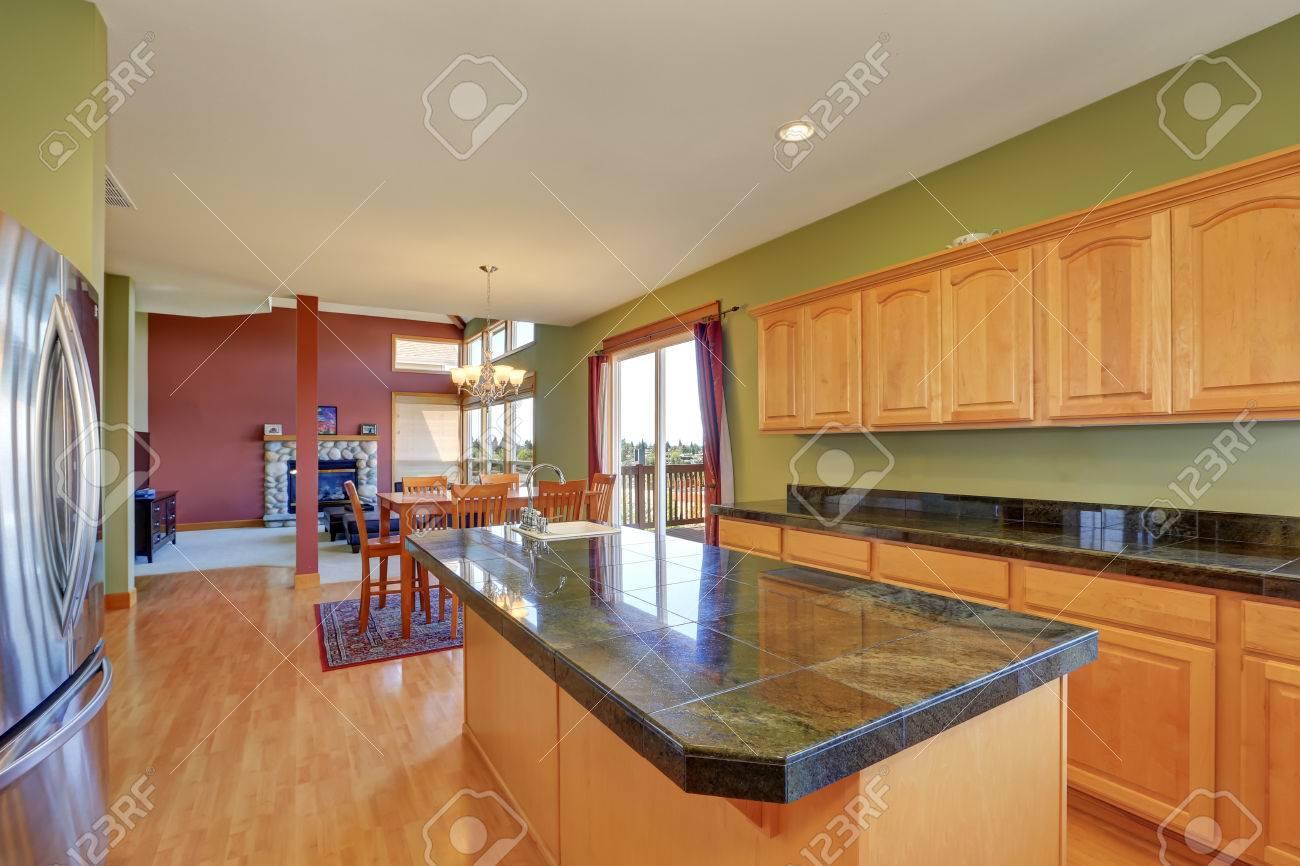 Küche Holzboden Schwarze Küche Holzboden Inspirierend Küchendesign