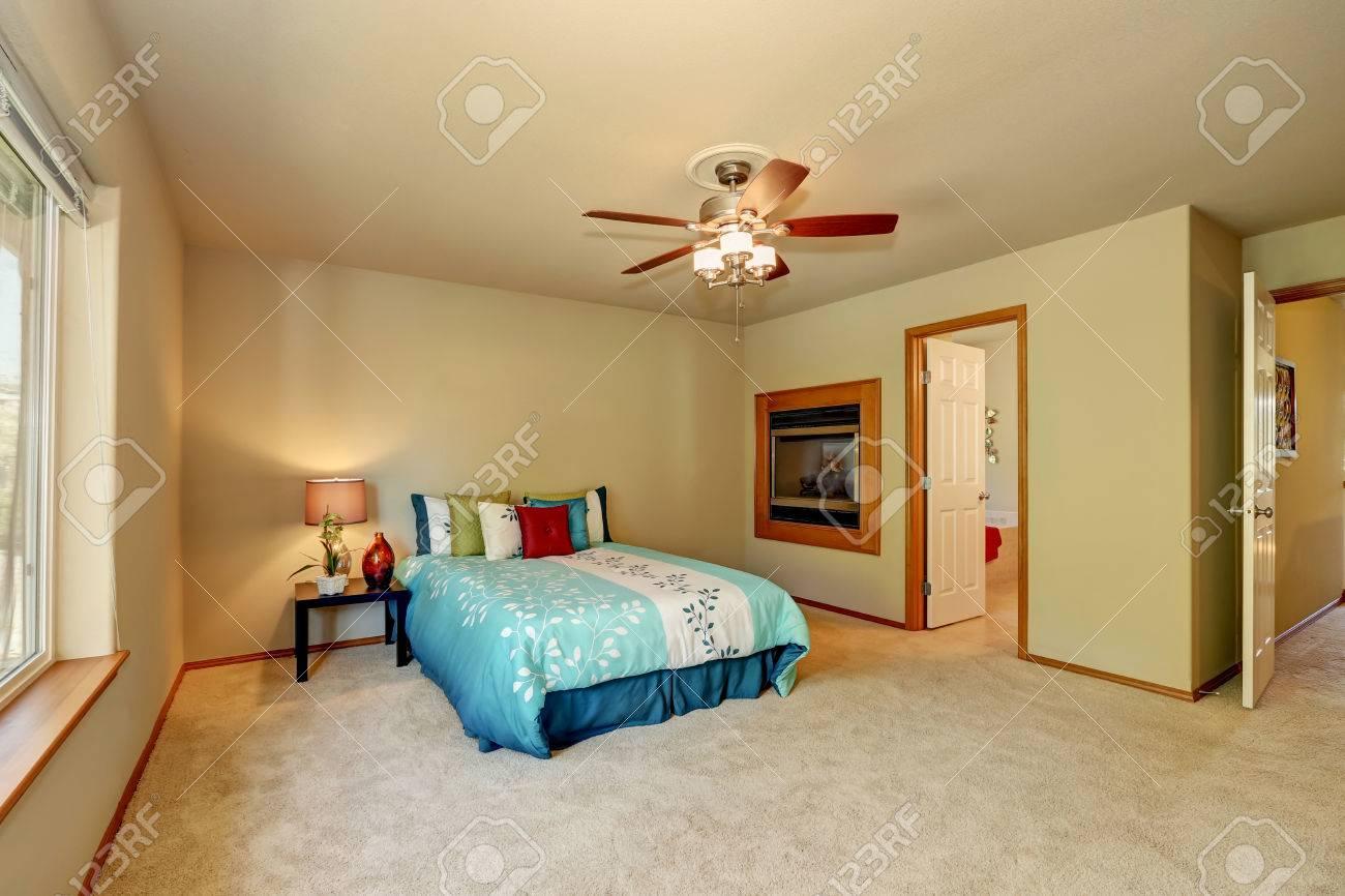 Schöne Schlafzimmer Wände | Grau Blau Braun Tapete B Wand Grun ...