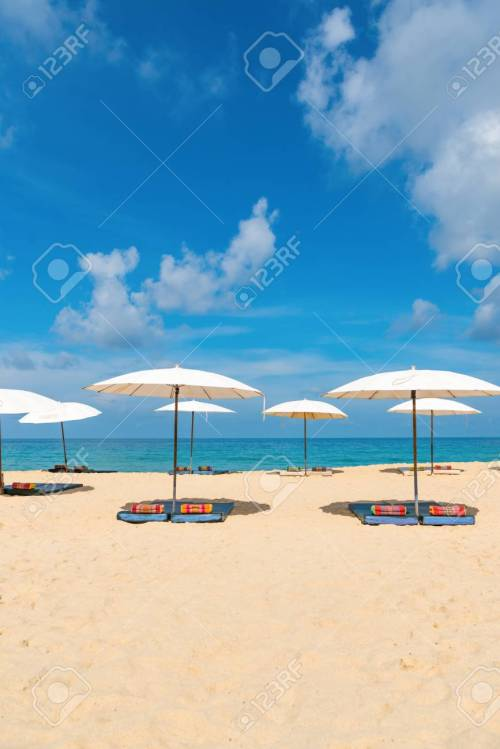 Medium Of Beach Sun Shade