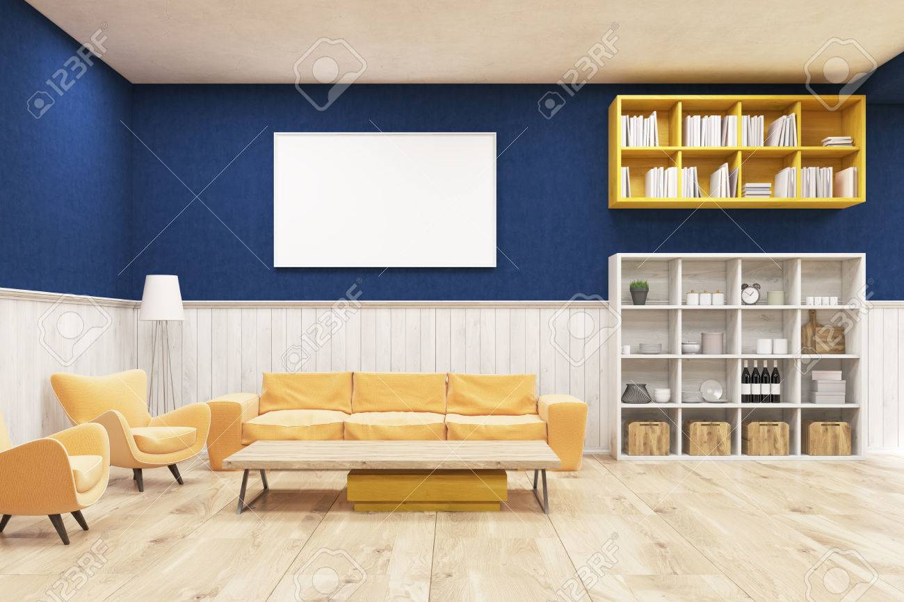 Couch Und Sessel Stock Photo