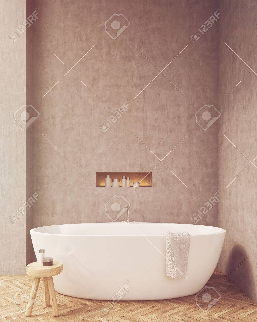 Badezimmer Stuhl Design Stock Photo