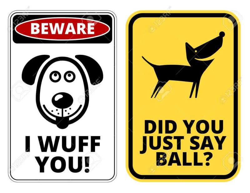Large Of Beware Of Dog Signs