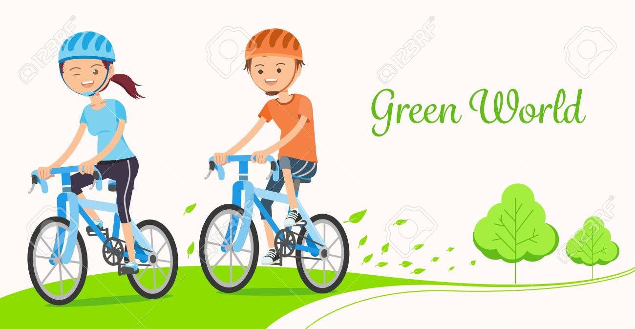 How To Reduse Pollution Driving Bicycles To Reduce Pollution