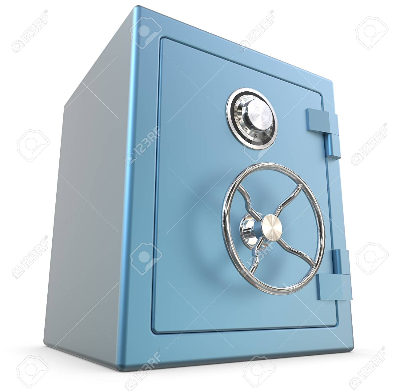 Sicher Safe Stock Photo