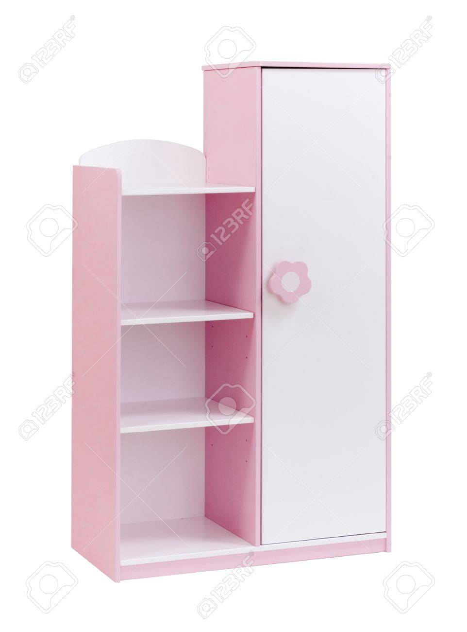 Kinder Schrank Stock Photo