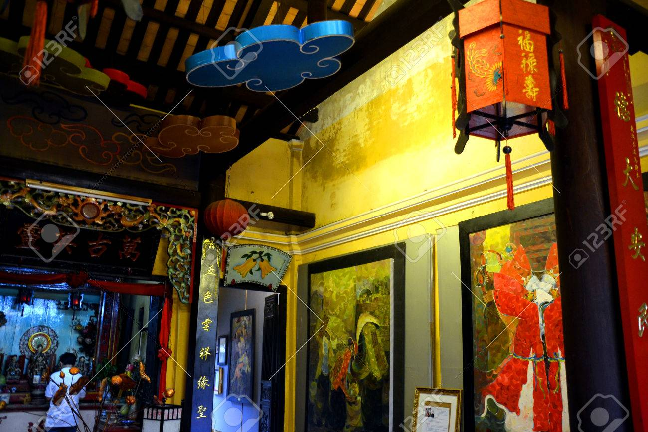 Arte Vietnam English Art Gallery In Hoi An Vietnam