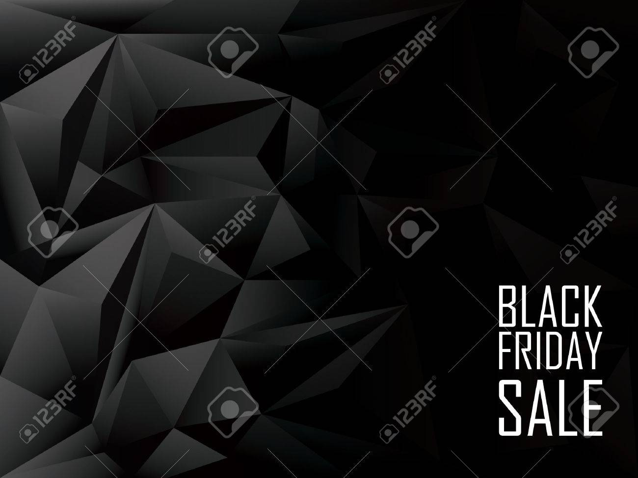 Rabatte Black Friday Stock Photo