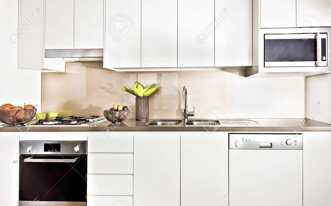 Vorratschrank Stock Photo