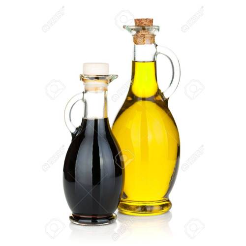 Medium Crop Of Oil And Vinegar Bottles