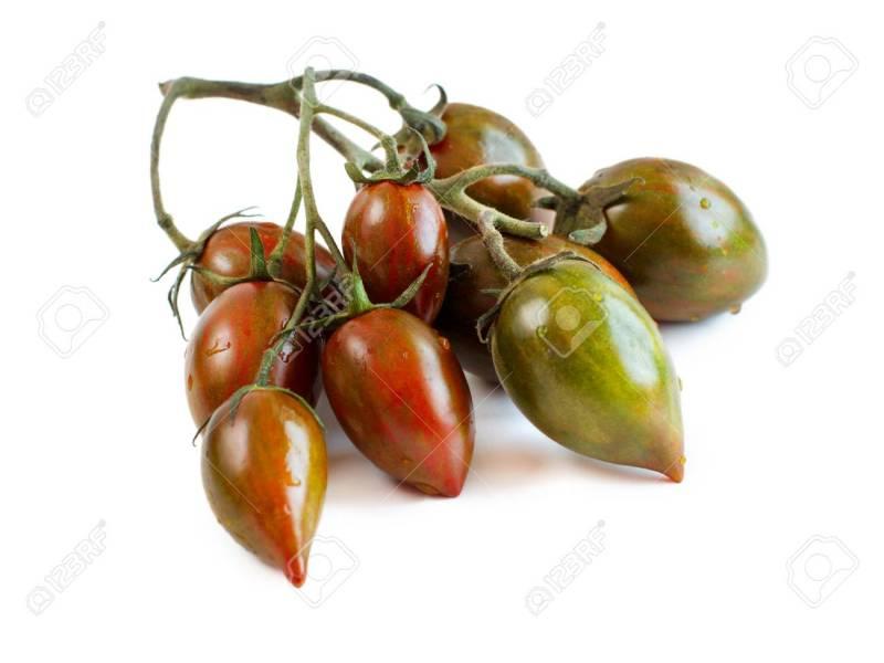 Large Of Black Cherry Tomato