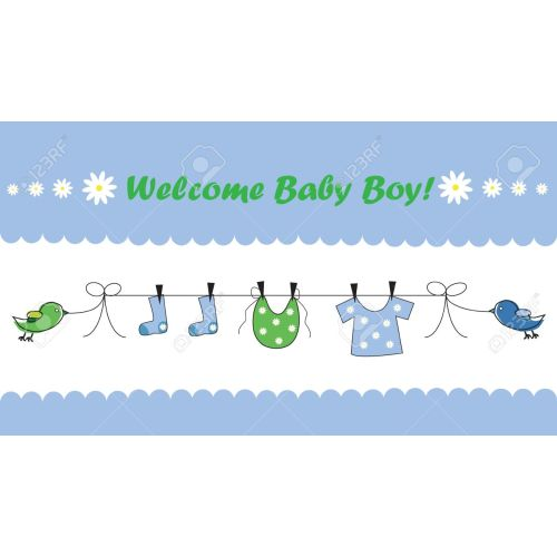 Medium Crop Of Welcome Baby Boy