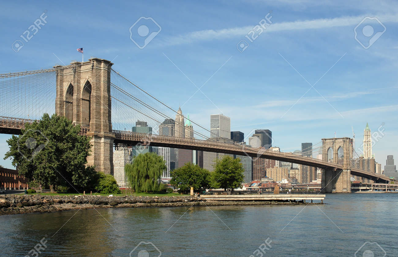 New York Bilder Stock Photo