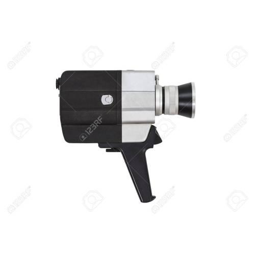 Medium Crop Of Super 8 Camera