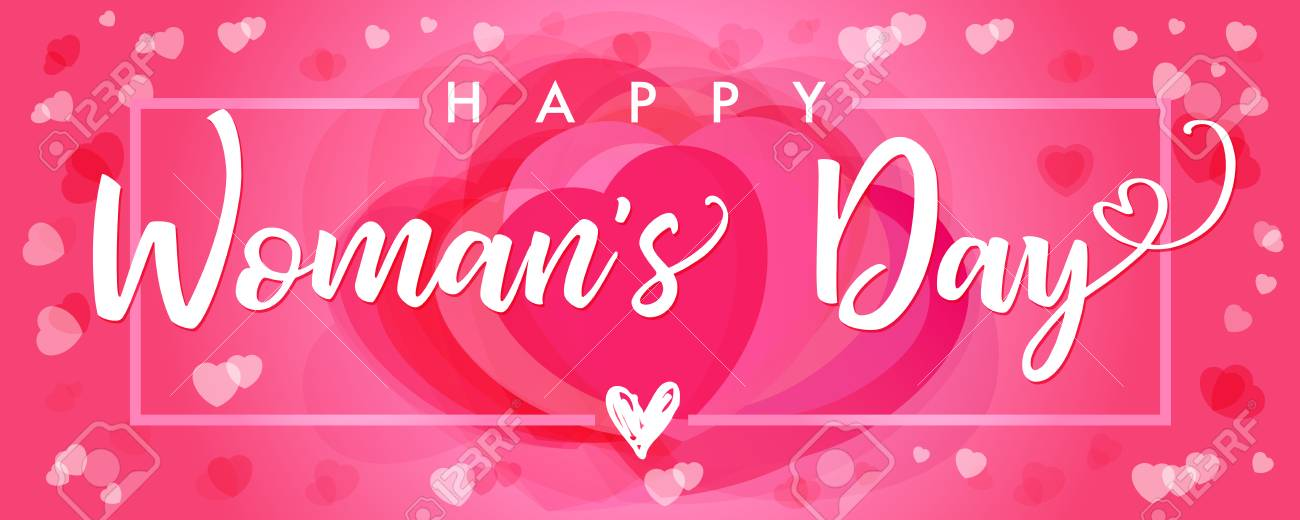 Happy Womens Day Invitations For The International Women\u0027s Day
