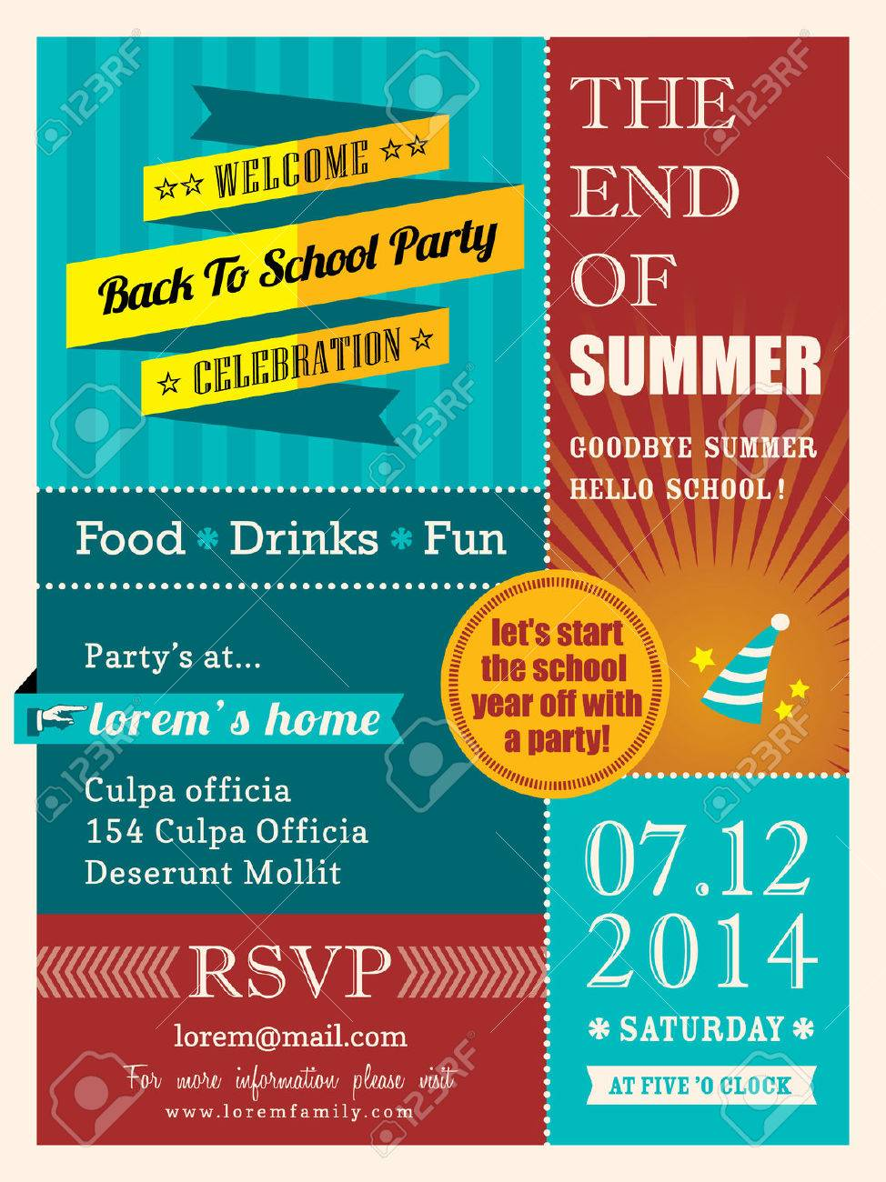 Poster design layout - Free Event Poster Design Templates Download
