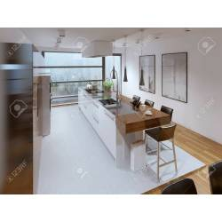 Luxurious Actional Kitchen Island Kitchen Interior Bright Spacious Kitchen Kitchen Interior Bright Spacious Kitchen kitchen Modern Kitchen Island Bar