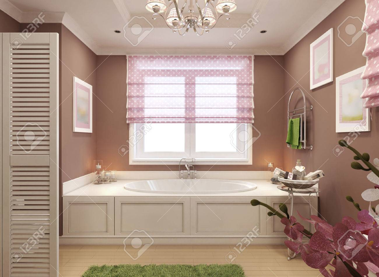 Classic Bathroom Design Classic Girls Bathroom Simple Small House Design