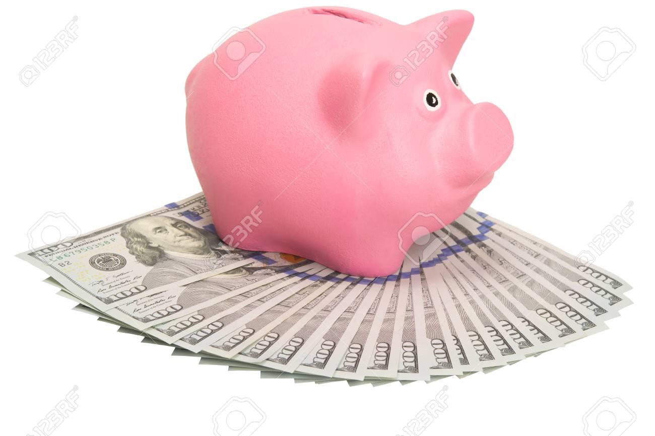 Fullsize Of Large Piggy Bank