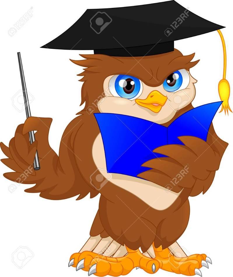 Double Owl Wearing Graduation Cap Stock Vector Owl Wearing Graduation Cap Royalty Free Stock Graduation Cap Images Printables Graduation Cap Images Download