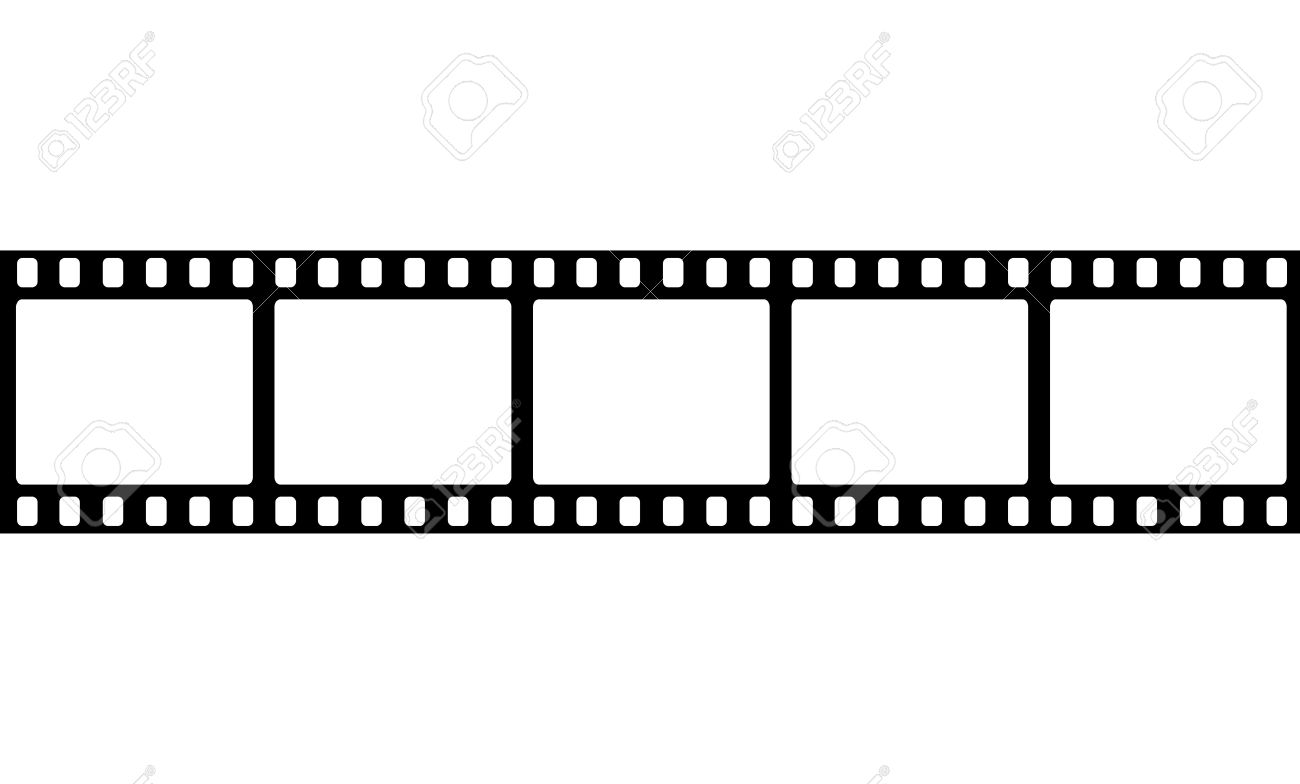Fullsize Of Film Strip Template
