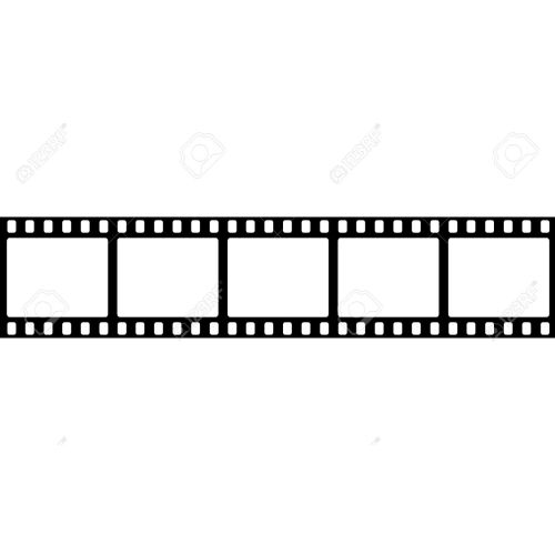 Medium Crop Of Film Strip Template