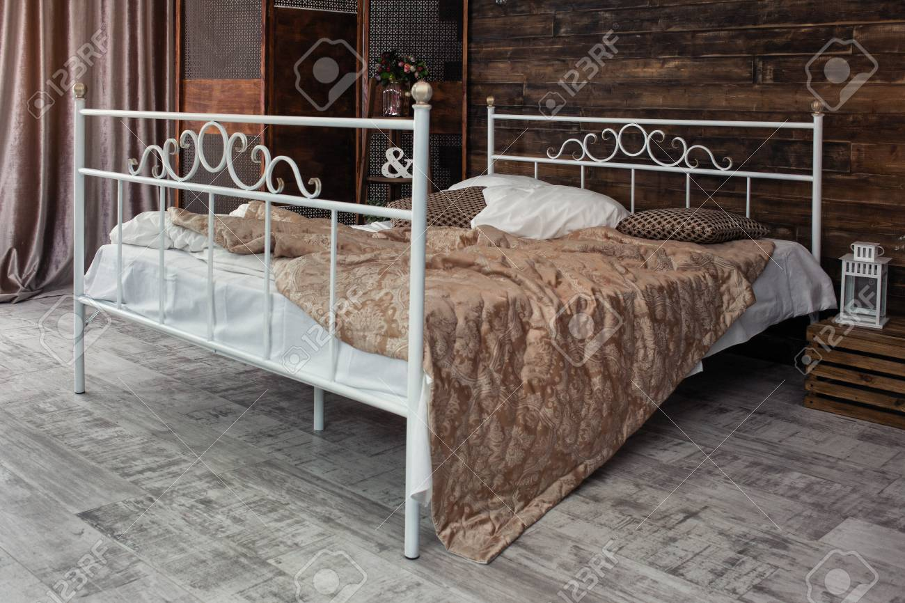 Fullsize Of Wrought Iron Bed