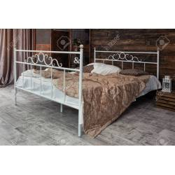 Small Crop Of Wrought Iron Bed