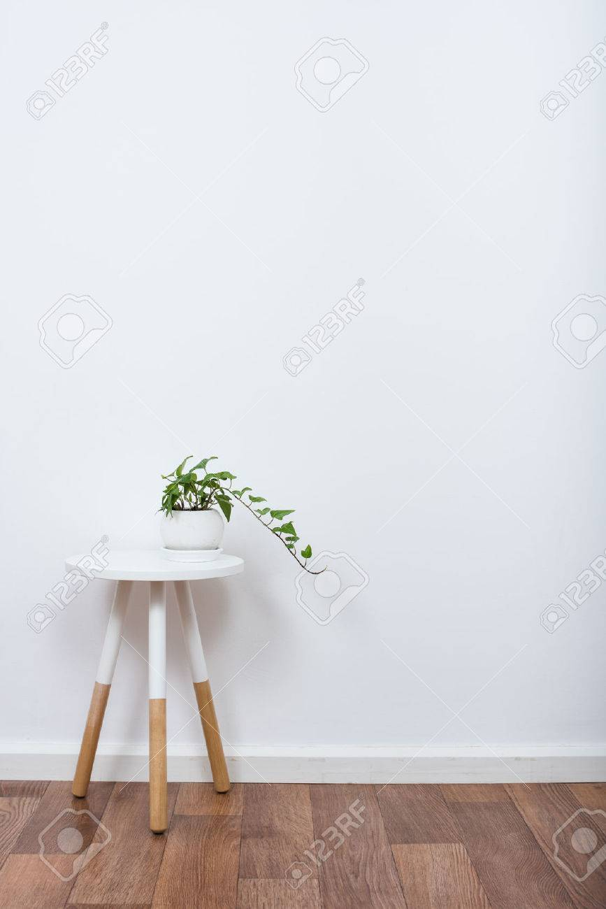 Scandinavian Möbel Stock Photo