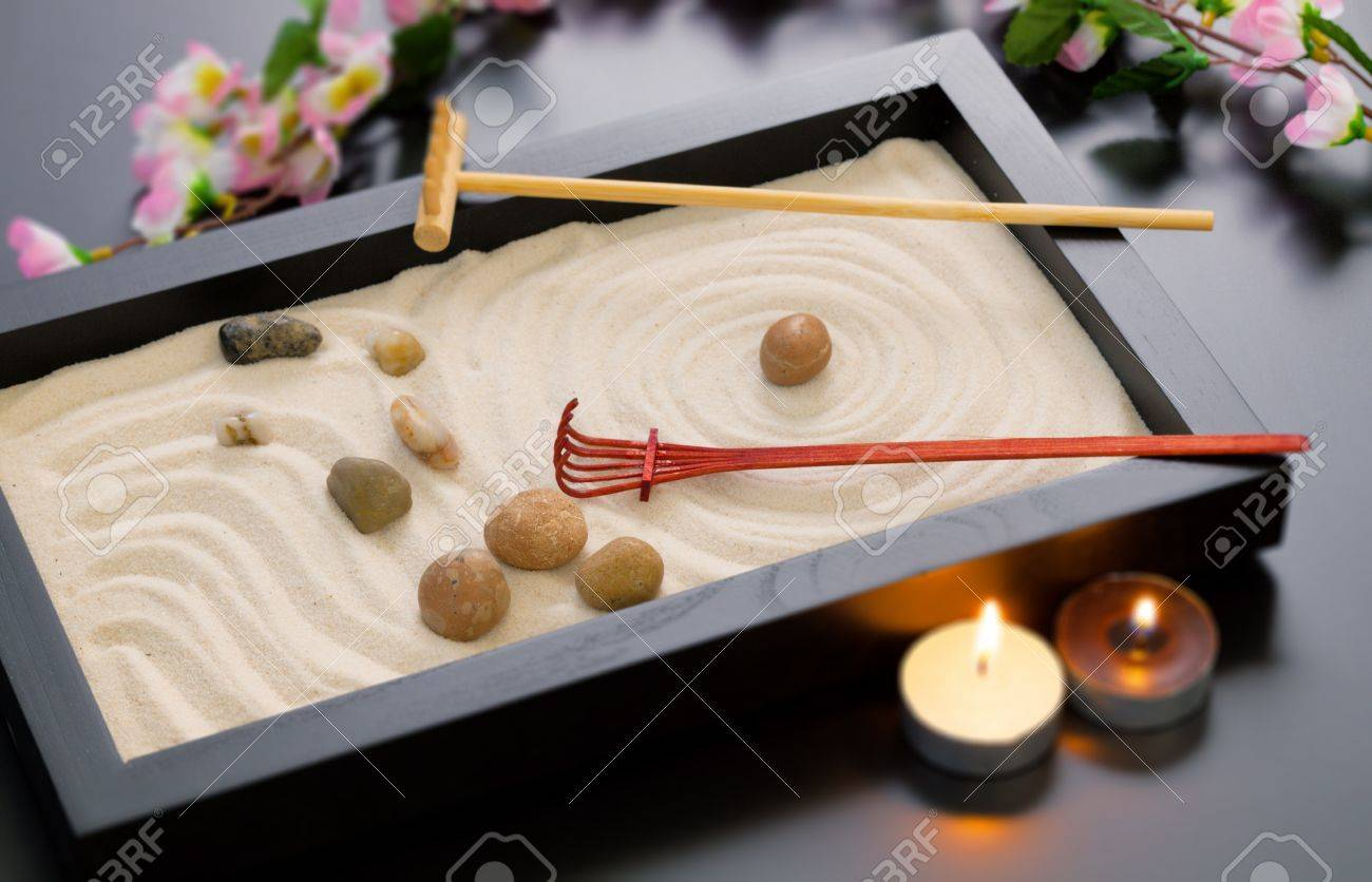 Table Top Zen Garden Tabletop Zen Garden For Meditation