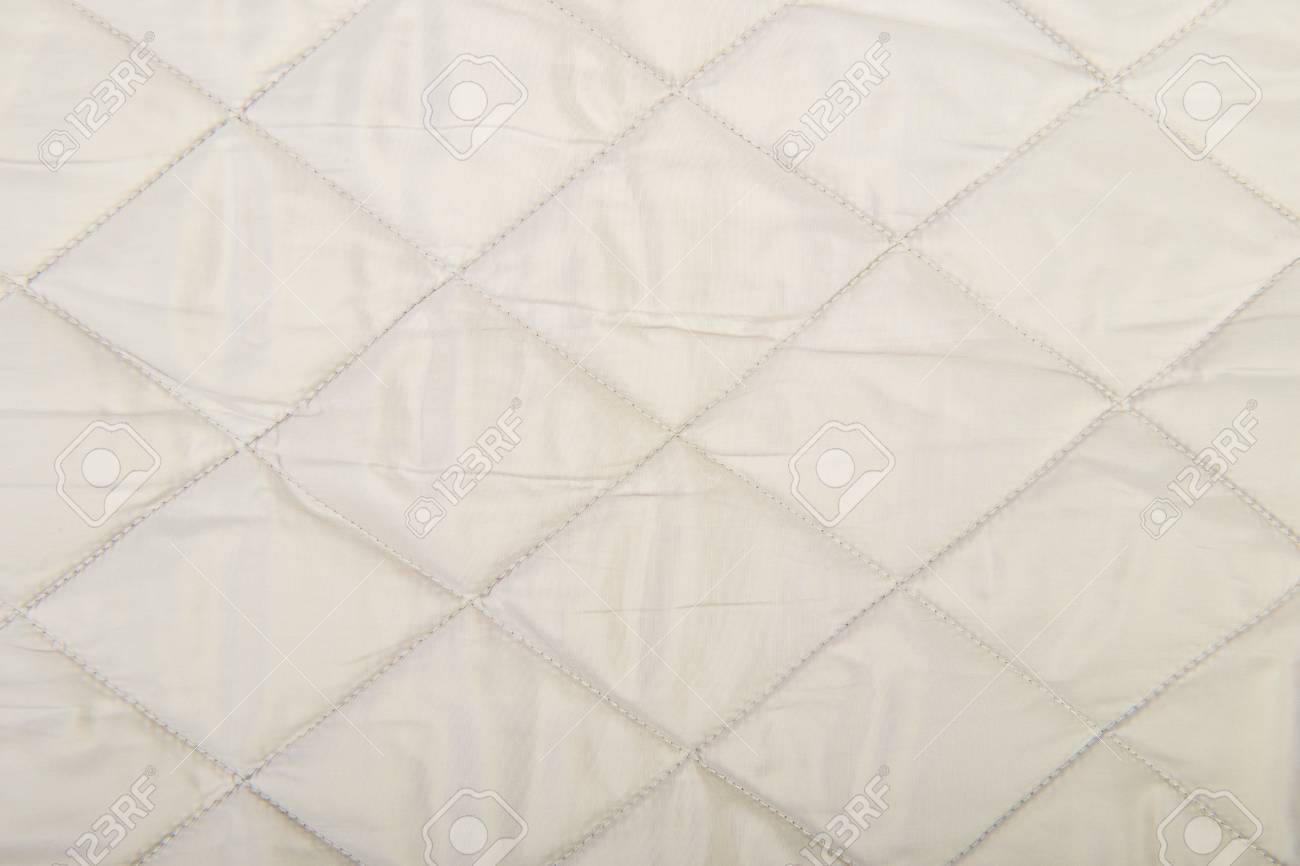 Quilted Fabric Quilted Fabric Background
