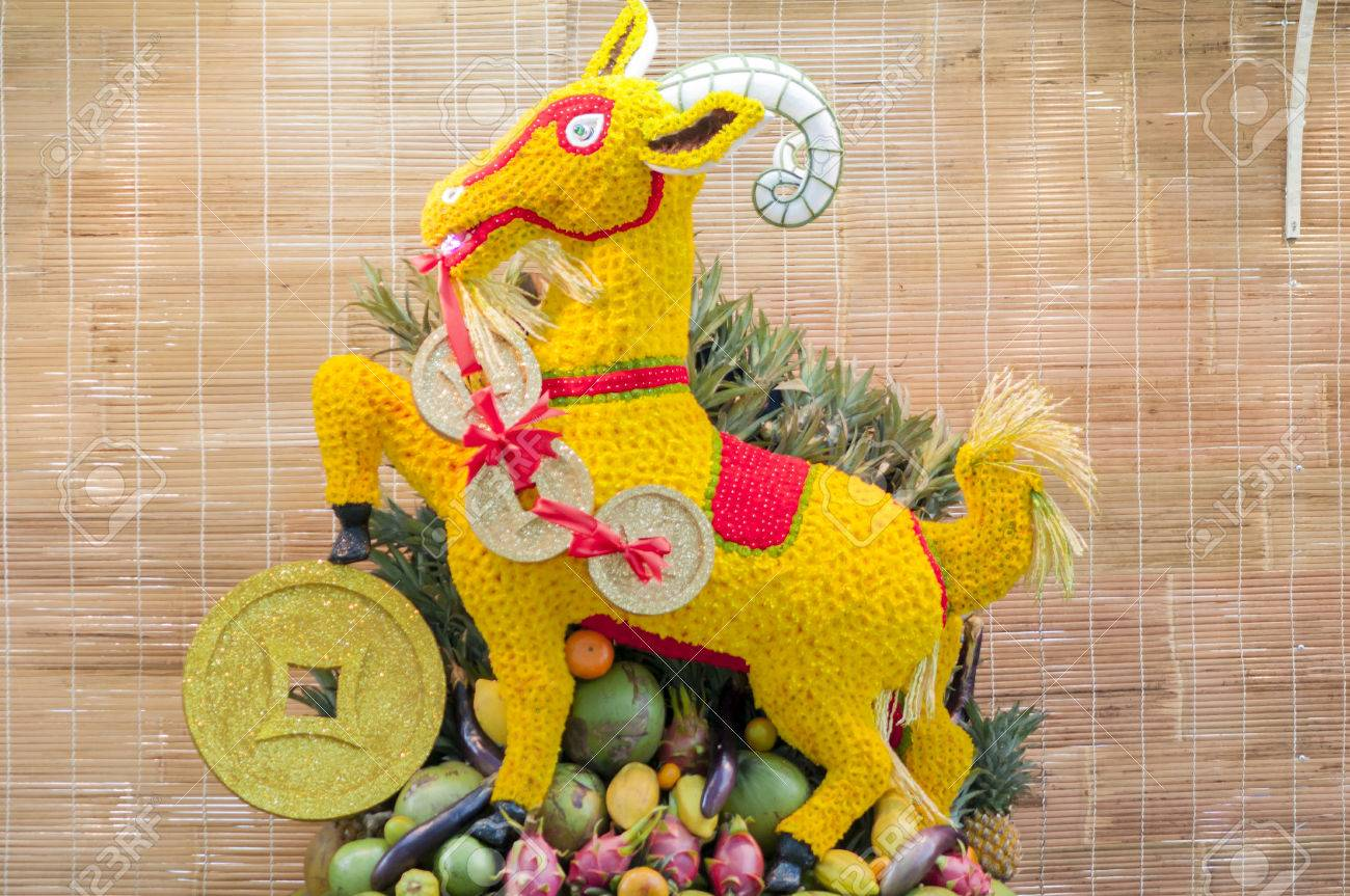 Arte Vietnam English Fruits And Vegetables In Vietnam Art Installation