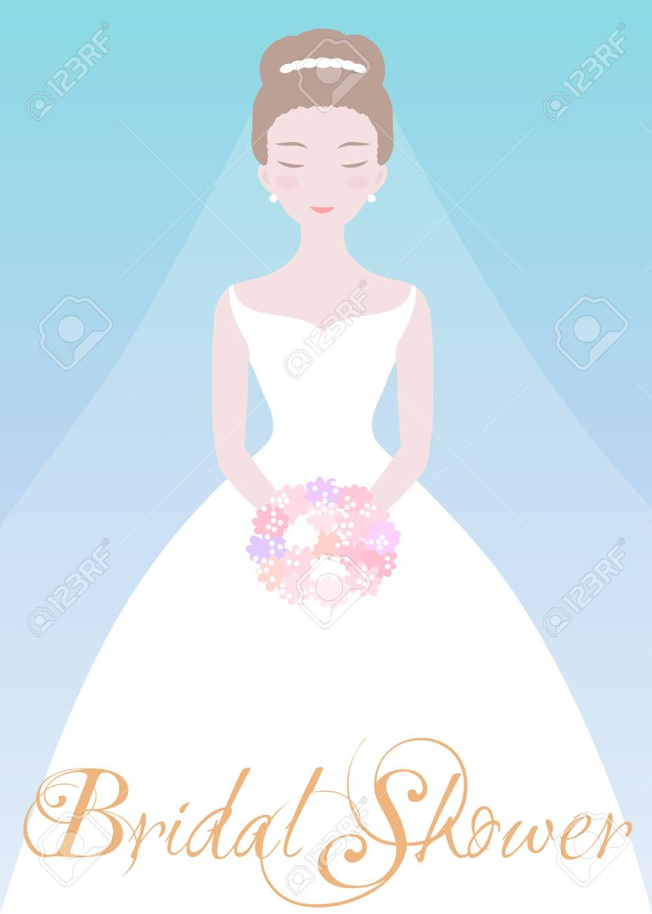 Fullsize Of Bridal Shower Invitation Templates