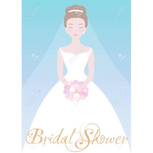Medium Crop Of Bridal Shower Invitation Templates