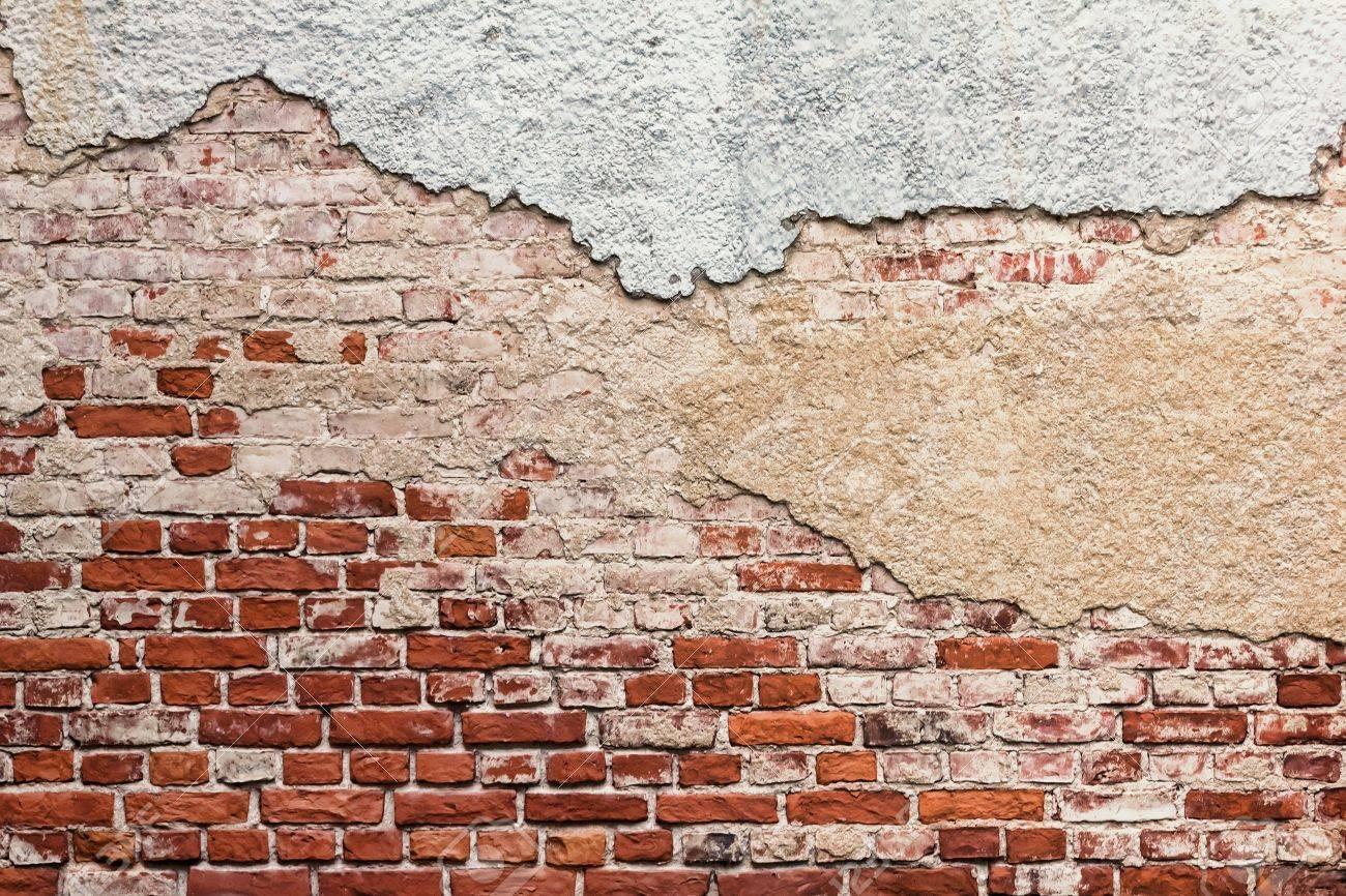 Cracked brick wall drawing brick wall - Cracked Brick Wall Drawing Brick Wall 20