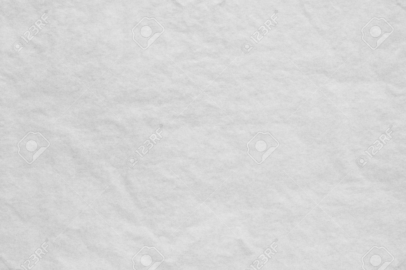 Seidenpapier Weiß Stock Photo
