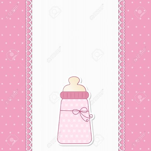 Medium Of Baby Shower Background