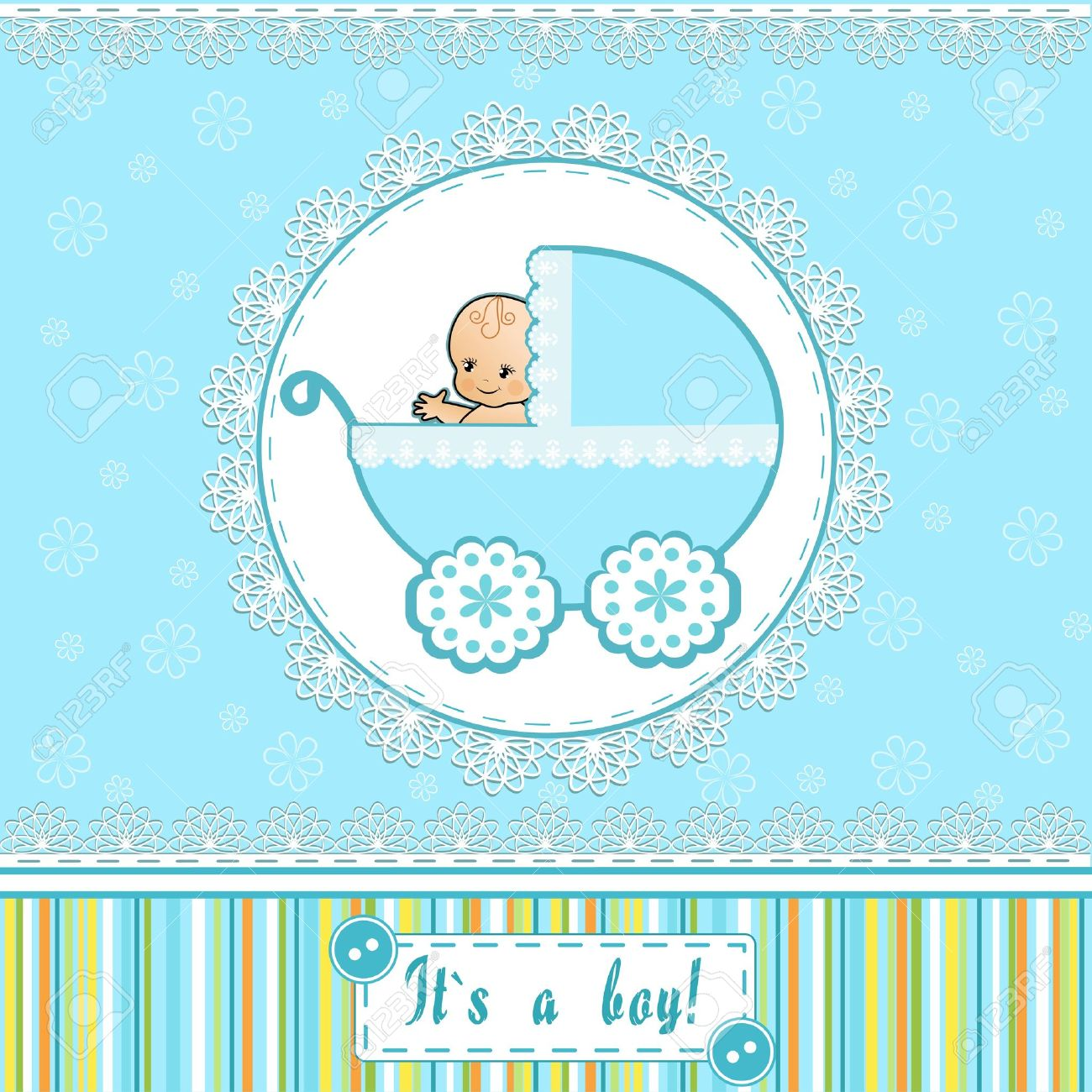 Garage Baby Shower Card Vector Illustration Baby Shower Card Vector Illustration Royalty Free Vectors Baby Shower Cards Twins Baby Shower Cards Printable Free baby shower Baby Shower Cards