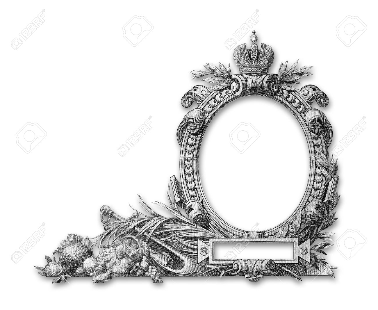 Fullsize Of Victorian Picture Frames