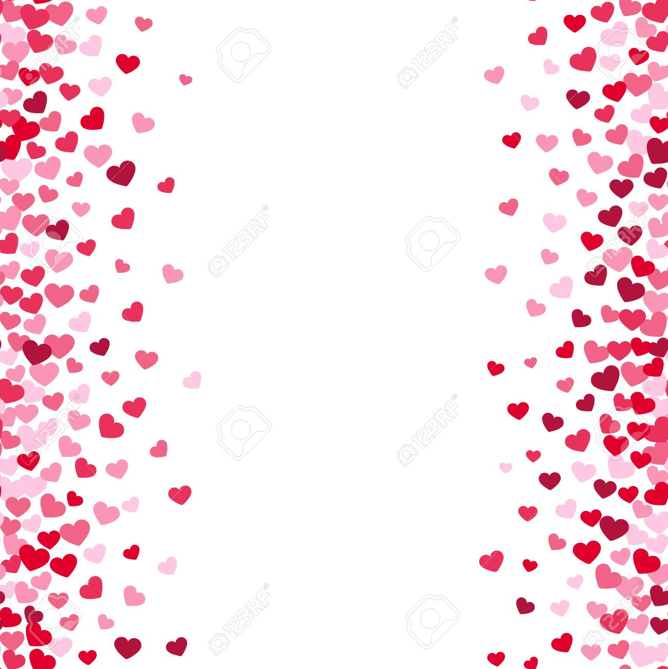 Pleasing Red Heart Valentinesday Card Template Romance Valentine Backgrouns Pink Romance Valentine Backgrouns Pink Red Heart inspiration Valentines Day Borders