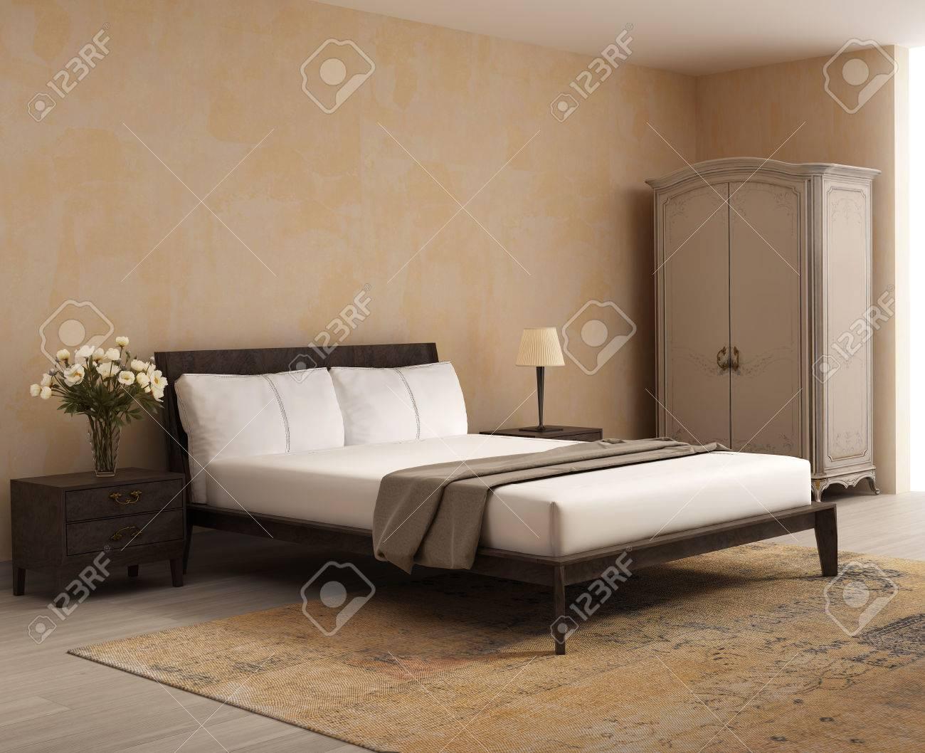 Chambre Style Chalet   Deco Chambre Bois Clair Porte En Moderne Avec ...