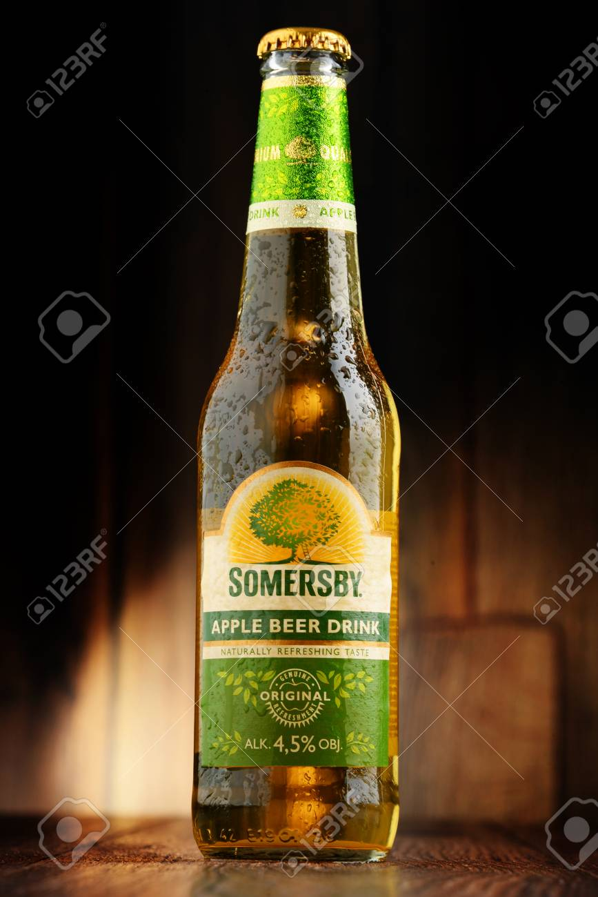 Was Ist Cidre Stock Photo