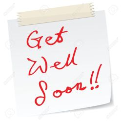 Small Of Get Well Messages
