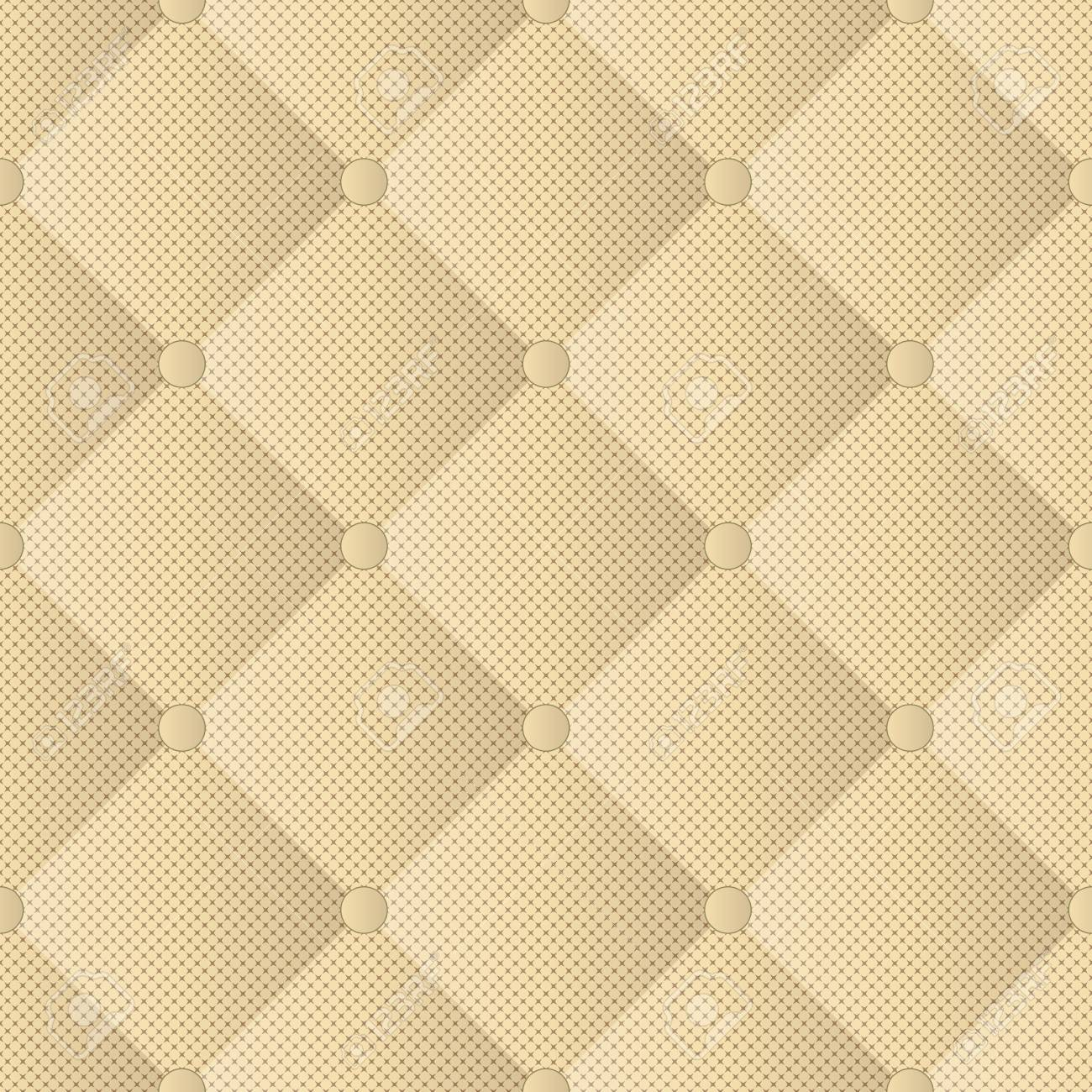 Quilted Fabric Quilted Fabric Background Seamless Pattern