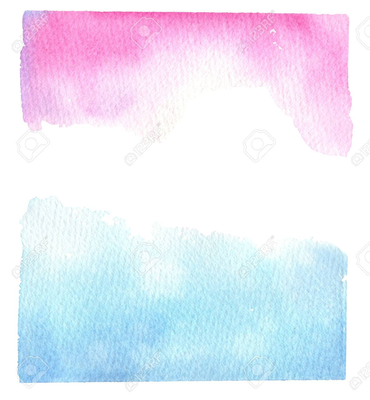 Fullsize Of Blue And Pink Background