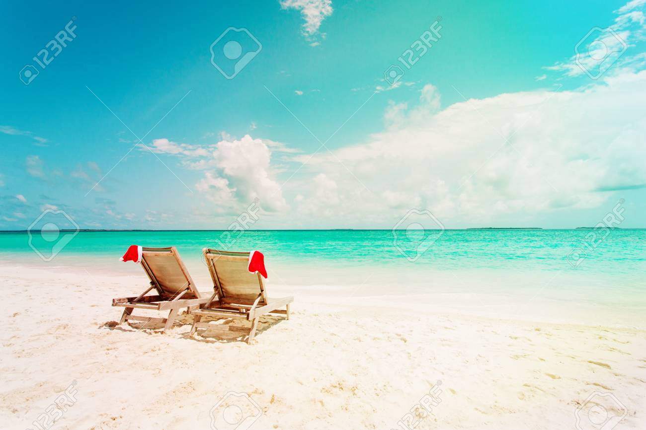 Sessel Und Mehr Am Meer Stock Photo
