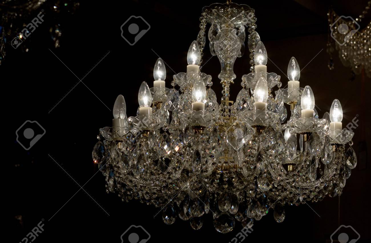 Kronleuchter Kristall Silber ~ Diy der kristall kronleuchter meiner träume unter euro