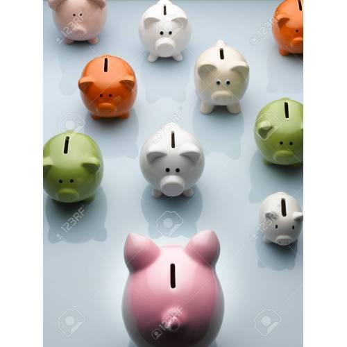 Medium Crop Of Large Piggy Bank