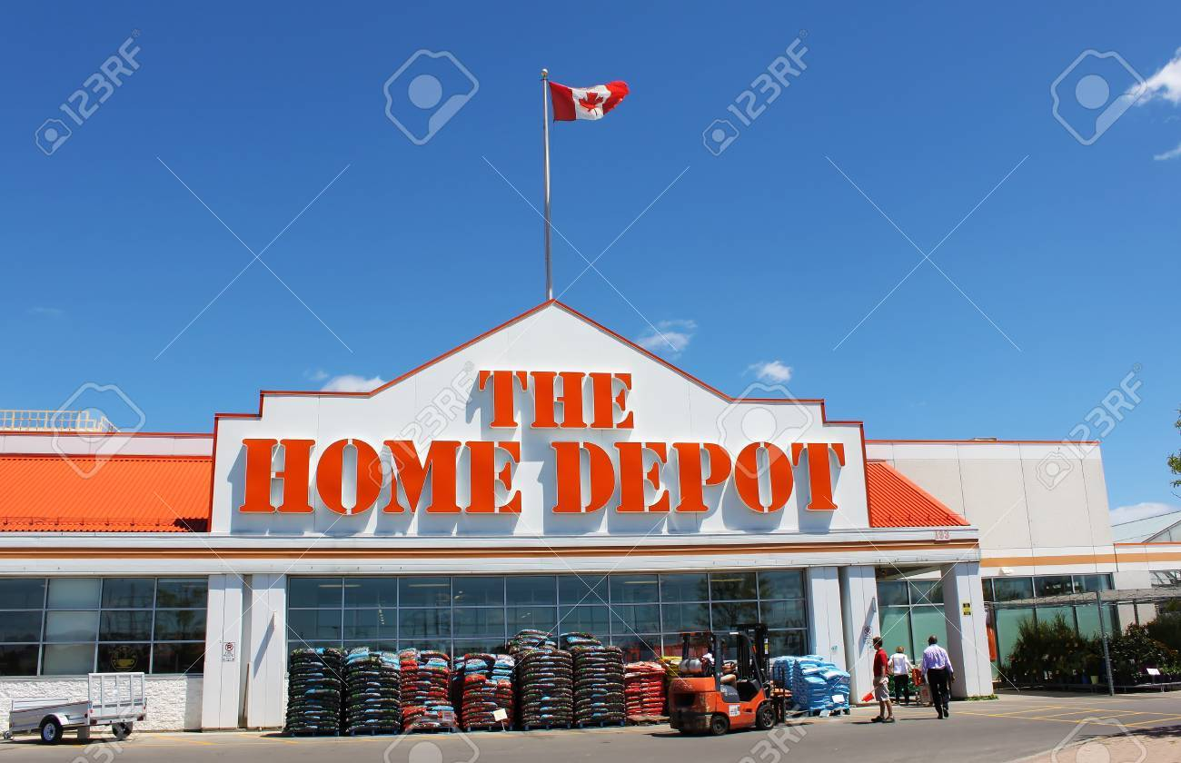 Home Magasin Magasin Home Depot Entrée