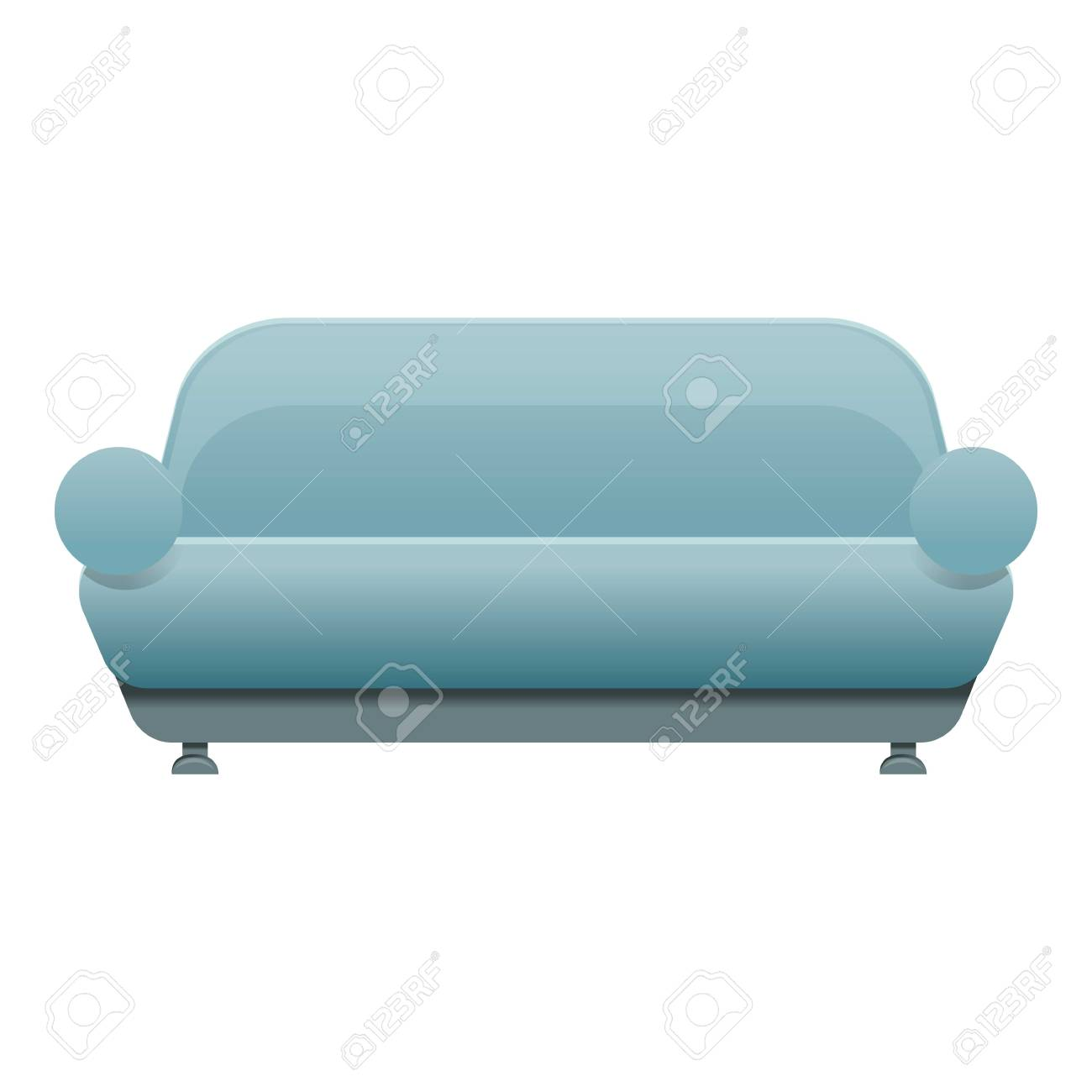 Sofa Modern Modern Sofa Icon Cartoon Of Modern Sofa Icon For Web Design Isolated On White Background